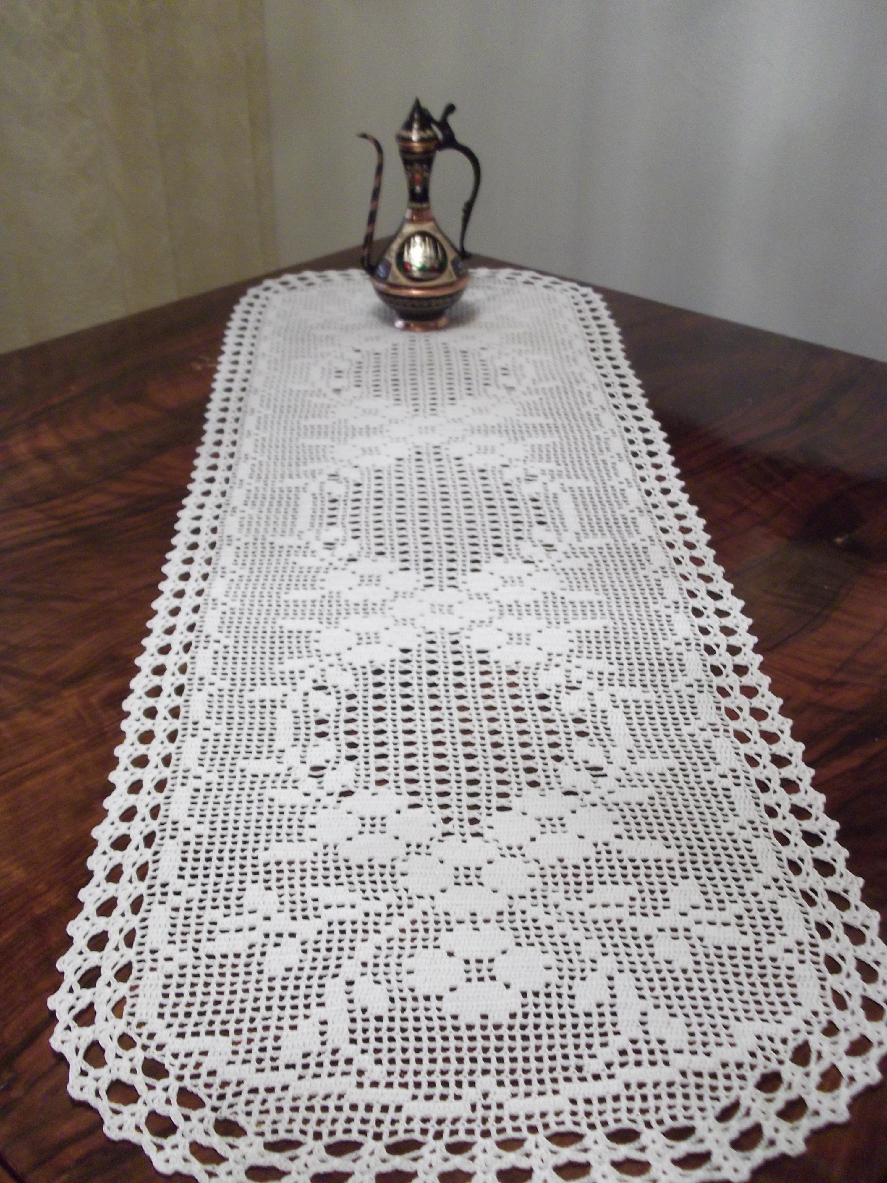 Labores todo ganchillo labores rosario - Como hacer tapetes de ganchillo ...